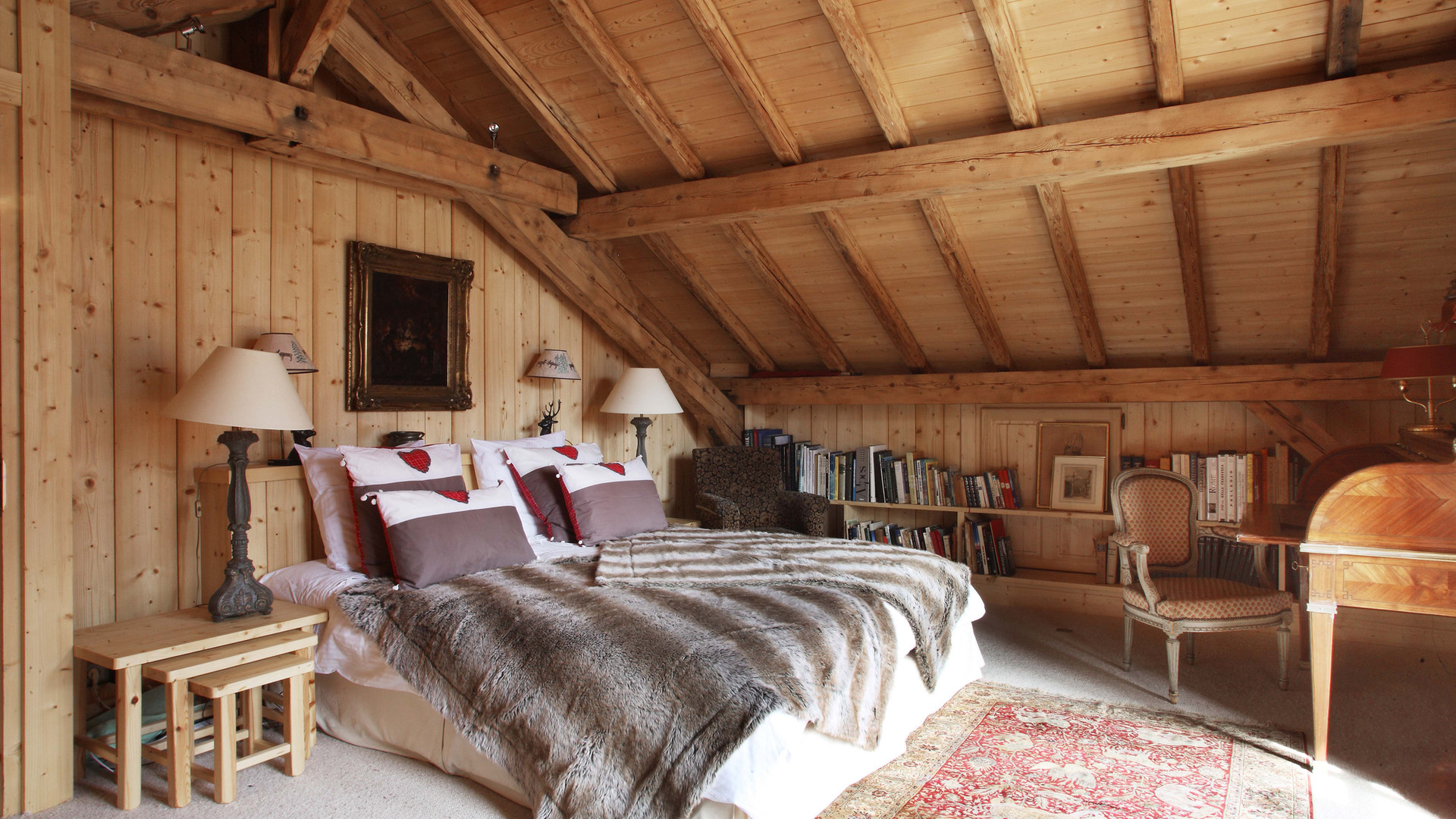 Shooting immobilier Chamonix