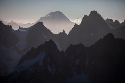 Montagne le matin