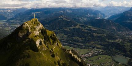Marcelly, Haute-Savoie par drone
