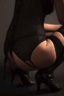 Shooting lingerie