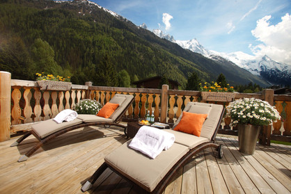 Photo immobilier Chamonix