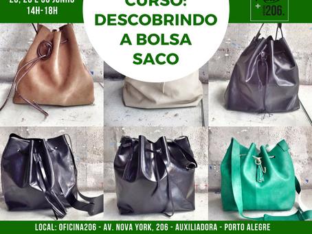 CURSO: DESCOBRINDO A BOLSA SACO