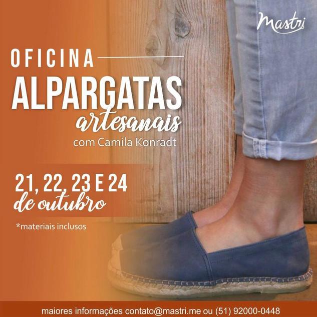 Oficina Alpargatas Artesanais