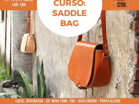 CURSO: SADDLE BAG