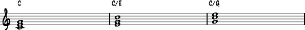 inversion acordes 1