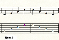 arpegio guitarra 1
