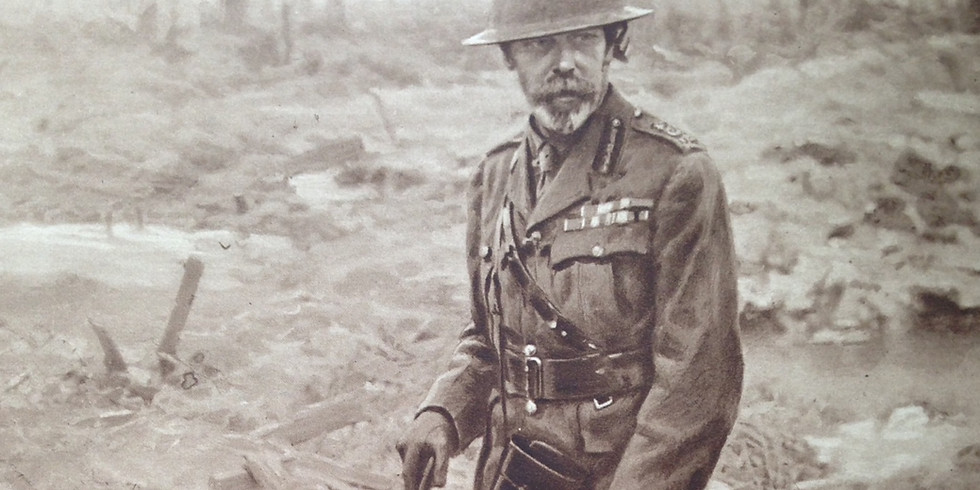 London Talk: George V and the Great War