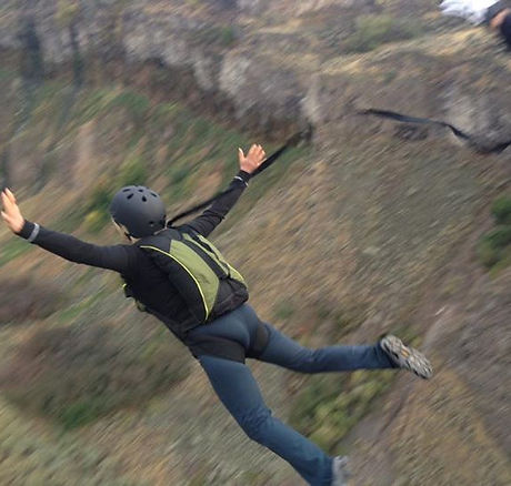 BASE jump FJC