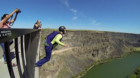 Learn To BASE jump