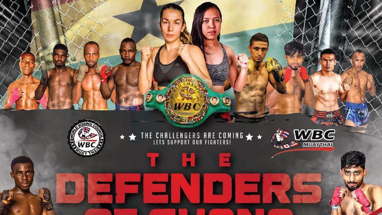 The Defenders Of Ghana