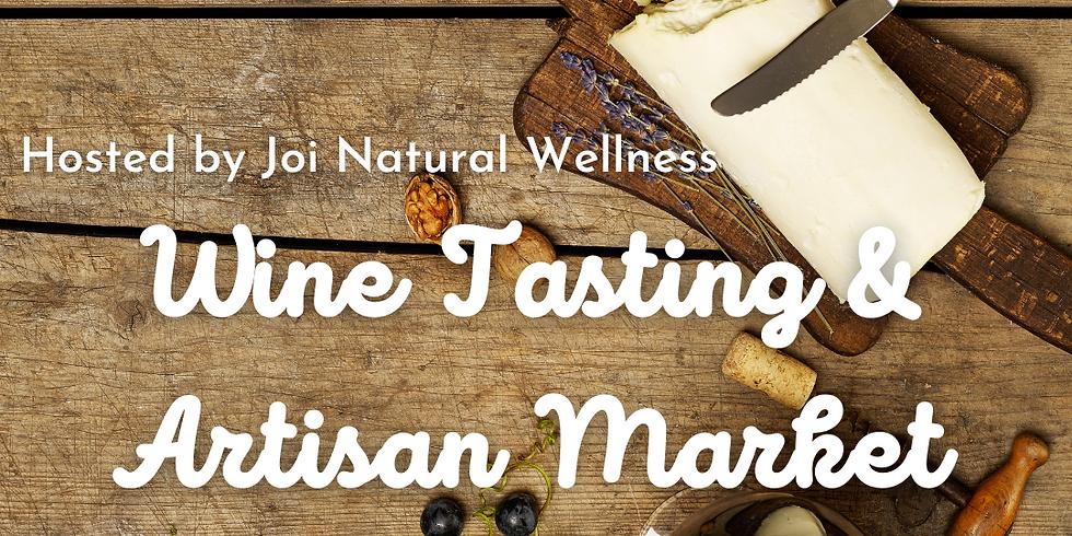 Wine Tasting & Artisan Market
