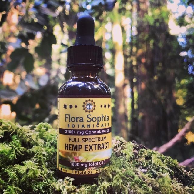 Flora Sophia CBD Oil