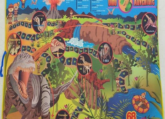 Tapete Dino Adventure