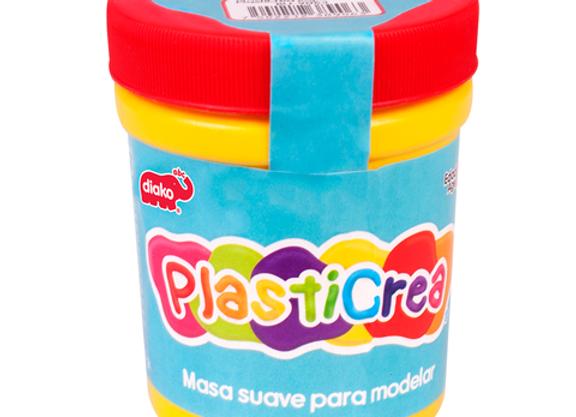 PLASTICREA ROJO 150GR