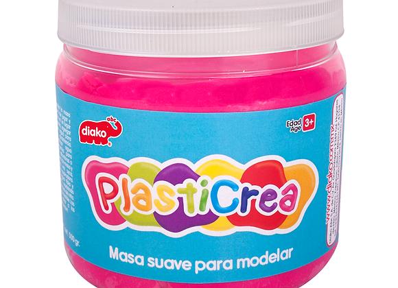 PLASTICREA ROSA 1 KG