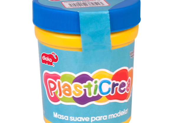 PLASTICREA AZUL 150 GR