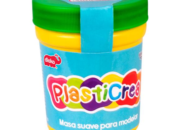 PLASTICREA VERDE 150GR