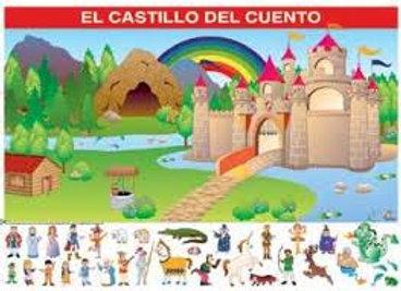 PÓSTER EL CASTILLO DEL CUENTO