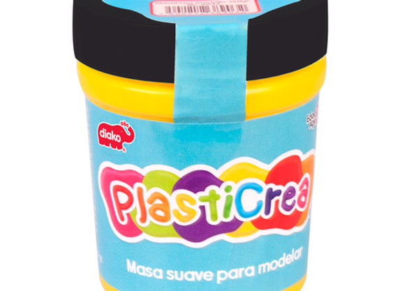 PLASTICREA NEGRO 150GR