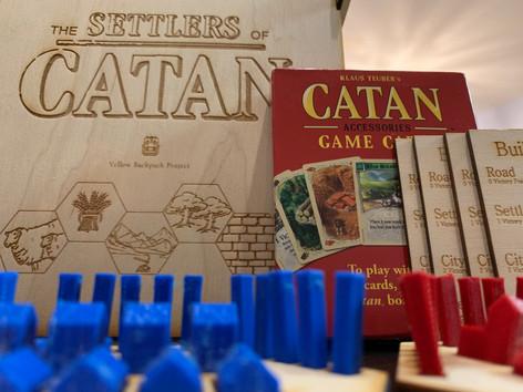 Settlers of Catan Set