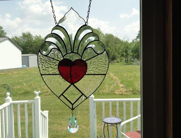 Clear to My Heart  by Joan Davis