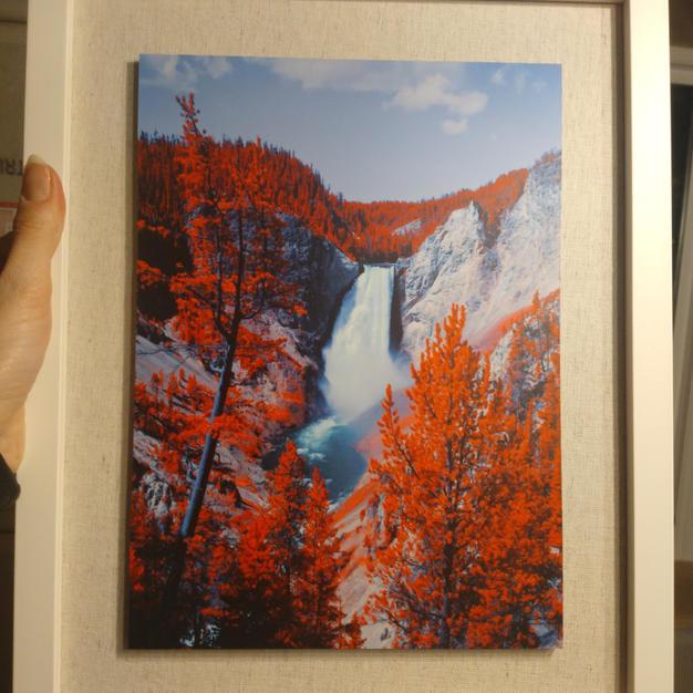 Upper Falls by Allan Betschart