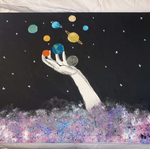 At My Fingertips by Shelby Foy
