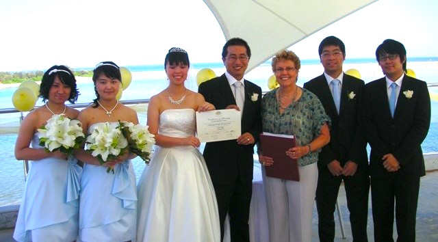 Central Coast Seaside Ceremonies