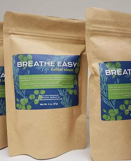 Breathe Easy Herbal Steam