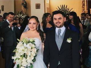 ¡Se casó! Así fue la espectacular boda de Ana Victoria Beltrán