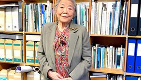 「湾生」の竹中信子さん(90)とリアルで話した!〜映画祭《中国を知る》