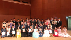 第19回大阪国際音楽コンクール終了