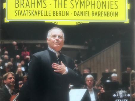 意表つく端正な佇まい。バレンボイムとSKBのブラームス交響曲全集