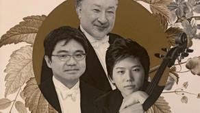 ベートーヴェンの弦楽三重奏3曲、「マロワールド」の3世代共演でがっつりと