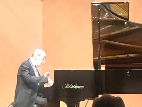 初来日のヴィルトゥオーゾピアニスト、パレイの「あっ、ぱれい!」