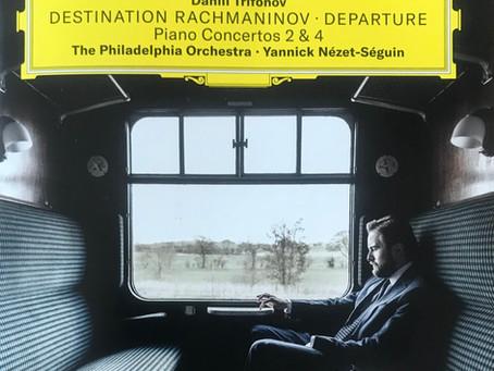ラフマニノフはこうでなくちゃ。トリフォノフのピアノ協奏曲第2&4番