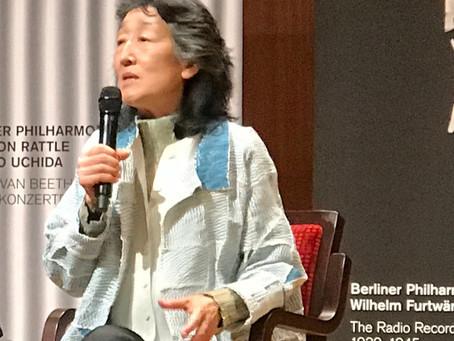 内田光子が語る、ラトル&BPOとのベートーヴェン「ピアノ協奏曲全集」実況盤