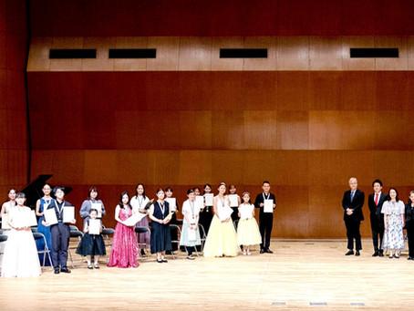 第22回大阪国際音楽コンクールが終了