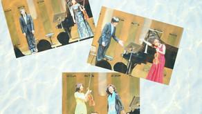 ベートーヴェン のソナタ全10曲+2曲3人のピアニストと完走した小林美恵