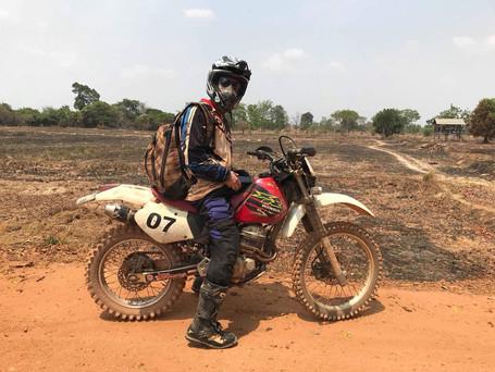 Kambodscha: Enduro Tour auf Pfaden der Roten Khmer