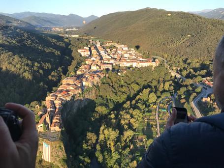 Katalonien: Eine atemberaubende Ballonfahrt