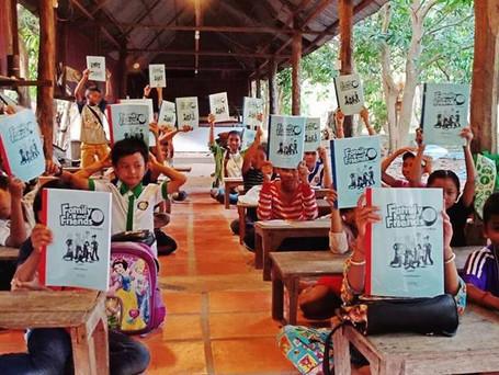 School of Hope: Unterrichte Kinder in Kambodscha