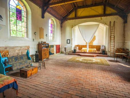 Brandenburg: Übernachte mal in einer Kirche