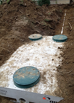New Septic system Woodbridge CT