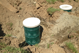 septic tank riser installation Bethany CT