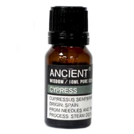 Ancient Wisdom Cypress Aromatherapy Essential Oils -10ml
