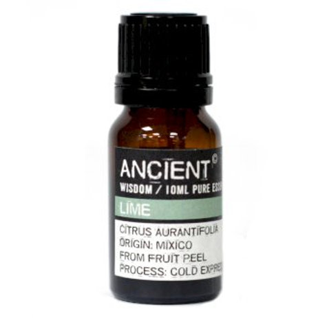 Ancient Wisdom 10ml  Lime Essential Oil Aromatherapy