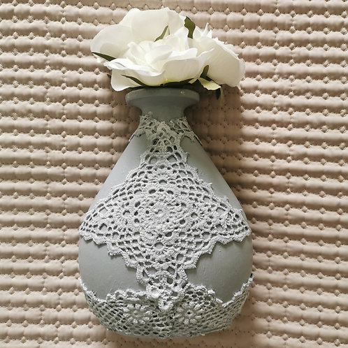 Decorated Lace Bottle