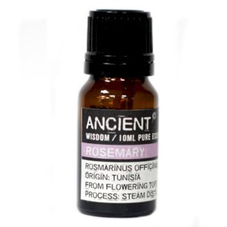 Ancient Wisdom Rosemary Aromatherapy Essential Oils -10ml