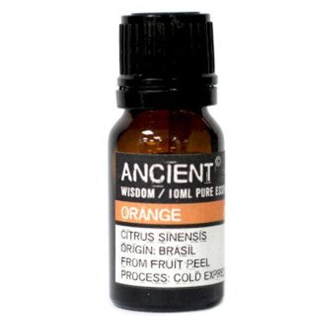 Ancient Wisdom Orange Aromatherapy Essential Oils -10ml